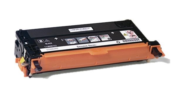 Cartucho Toner Compatível Xerox X6180   Phaser X6180 ( 2000 Impressões ) Ciano