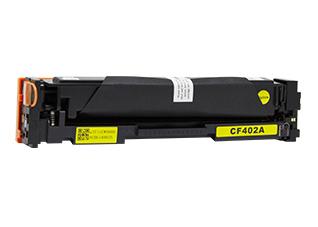 CARTUCHO TONER HP CF402A | M252 | M274 | M277 - RTC -  (1400 IMPRESSÕES) AMARELO COMPATÍVEL