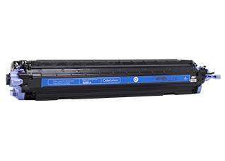 Cartucho Toner Compatível Hp 2600   2600N   2605Dn   Cm1015   Q6001A ( 1000 Impressões ) Ciano