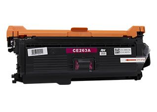 CARTUCHO TONER HP CE263    CP4025   CP4525  (11K)  MAGENTA COMPATÍVEL