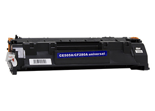Cartucho Toner Compatível Hp Pro 400   M 401Dn   M 425Dn   Cf 280A   Ce 505A   80A   05A ( 2700 Impressões )