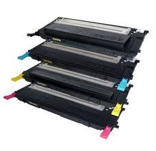 Cartucho Toner Compatível Samsung Clp 320 | Clp 325 | K407 ( 1000 Impressões ) Magenta