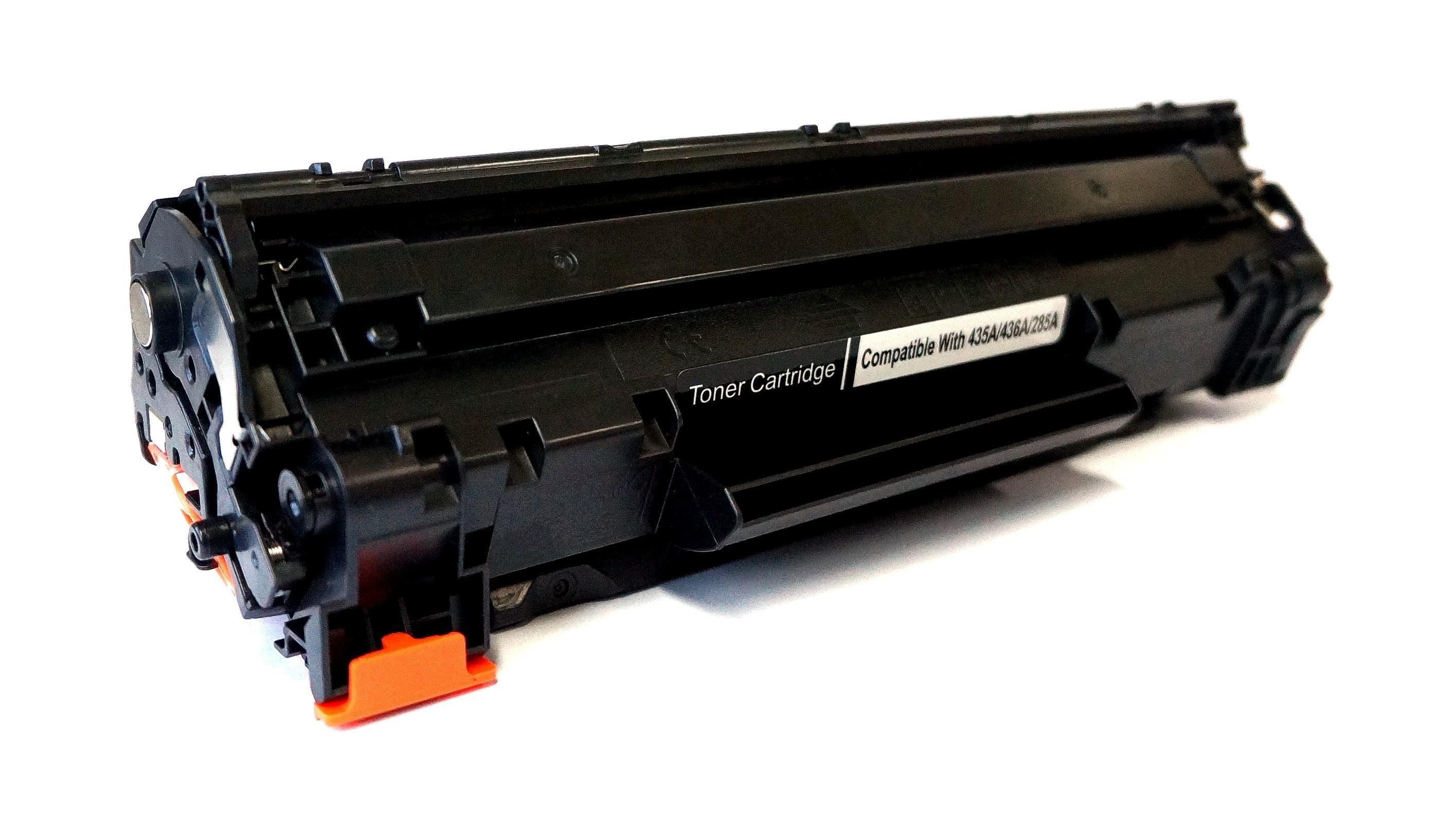Cartucho Toner Hp 1005  P1505  M1120  1132  Cb435A  Cb436A  Ce285A (2K) Compatível Profit